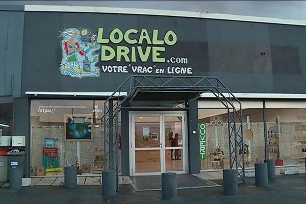 Le Localodrive de Perpignan, un drive éco responsable
