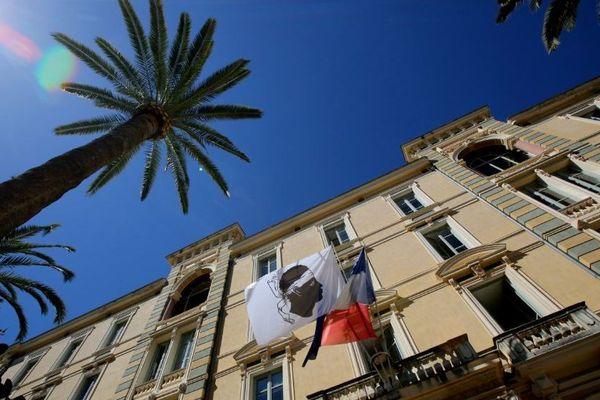 Illustration/ Assemblée de Corse