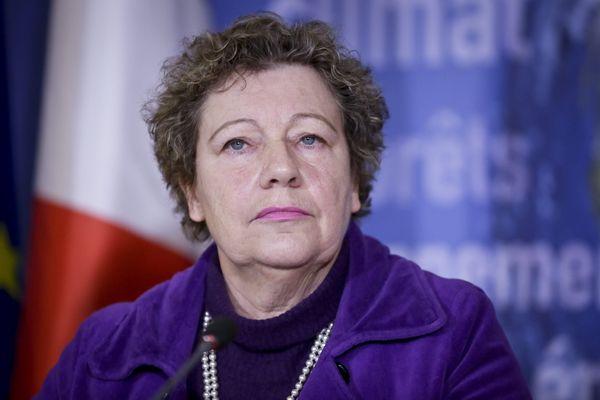 Marie-Christine Blandin en 2017