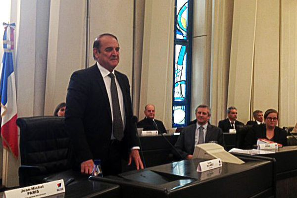 Kléber Mesquida élu président du conseil départemental de l'Hérault