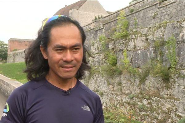 Sangé Sherpa sera au départ de l'UTMB 2019.