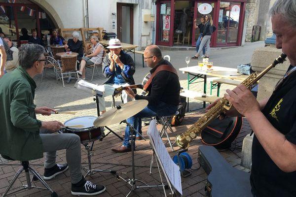 La 37e Fête de la musique a débuté dans les rues de Chaumont.