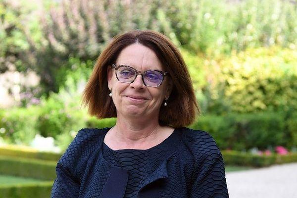 Mireille Clapot, députée LREM de la Drôme.