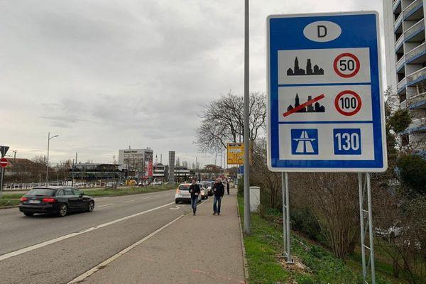 La frontière entre Strasbourg et Kehl reste ouverte, avec de nombreuses restrictions