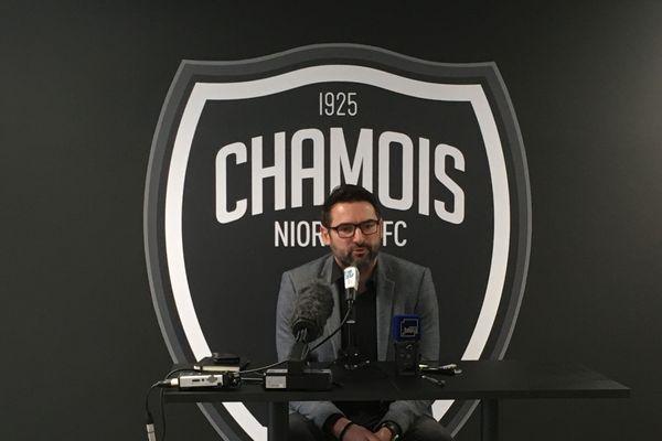 Karim Fradin/Chamois Niortais