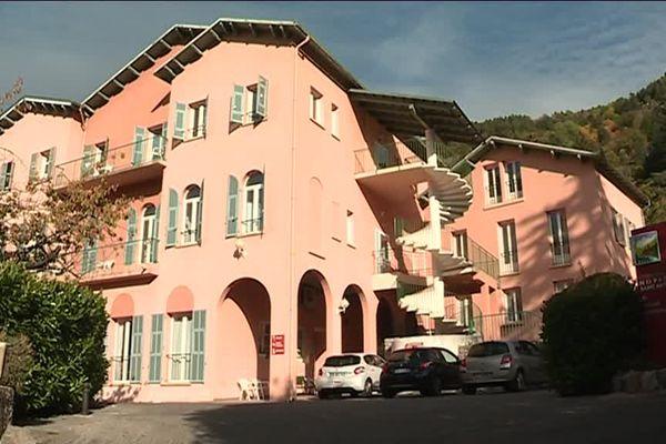 Le service de médecin de l'hôpital de Saint-Martin-Vésubie est fermé depuis le début du mois de septembre.
