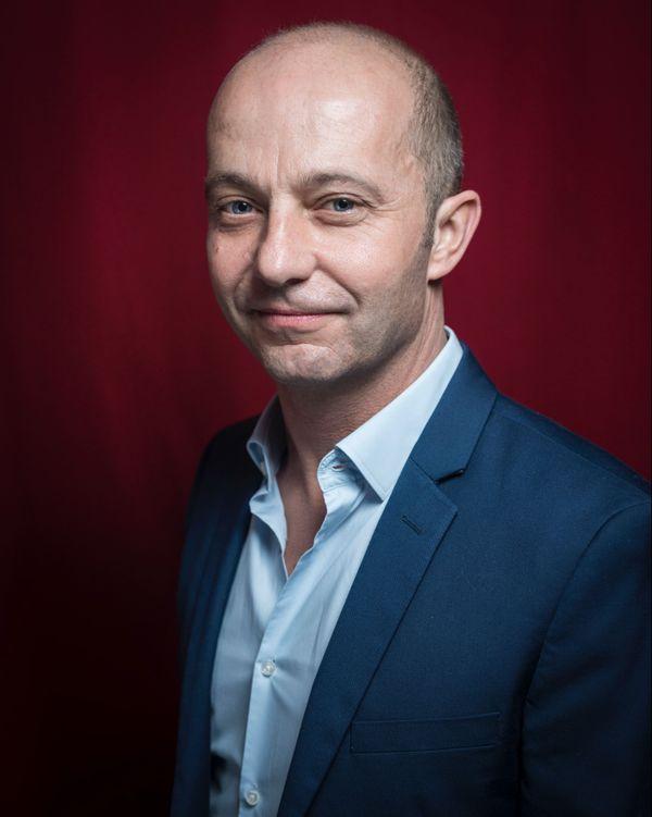 Christophe Guillaumot est policier et romancier