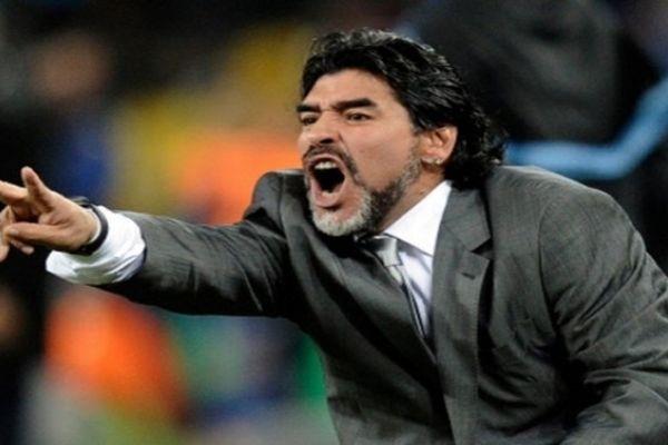 Diego Maradona - 2011