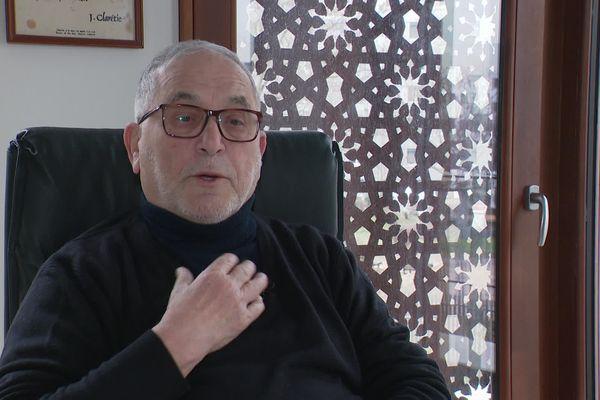 Pour Kamel Kabtane, Président du Conseil des mosquées du Rhône, la responsabilité aujourd'hui, est de former les imams de demain.