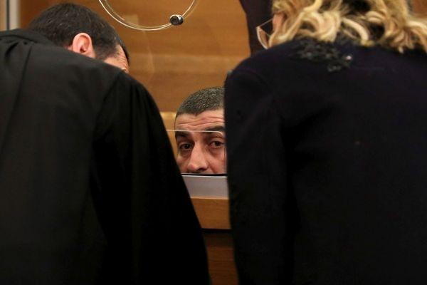Kakhaber Shushanashvili, considéré comme l'un des dirigeants des «vory v zakone», une puissante mafia d'Europe de l'Est.