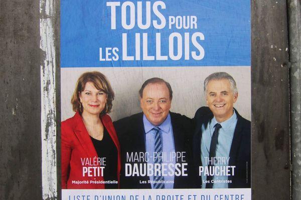 Marc-Philippe Daubresse est candidat LR aux élections municipales à Lille.