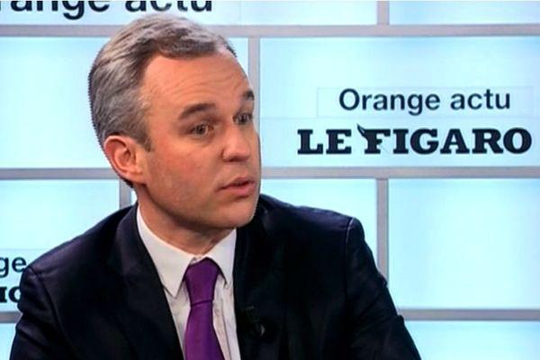 """Les """"gesticulations"""" de Mélenchon """"masquent son impuissance"""" pour François de Rugy"""