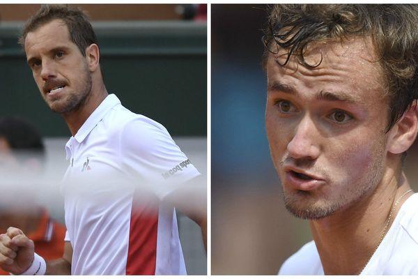 Richard Gasquet et Benjamin Bonzi, qualifiés pour le 2ème tour à Roland-Garros