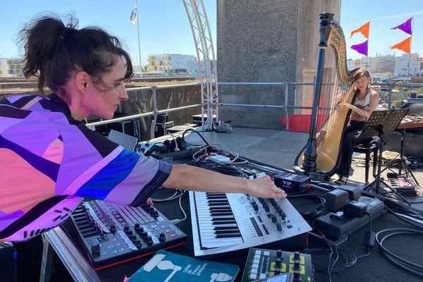 Retrouvez le live de Maud Geffray ft. Laure Brisa en direct de Stéréolux à Nantes, ce samedi 30 janvier à 20h00