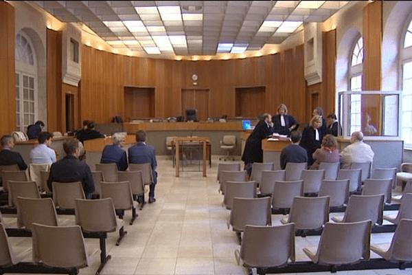 Le tribunal correctionnel de Caen, ce lundi