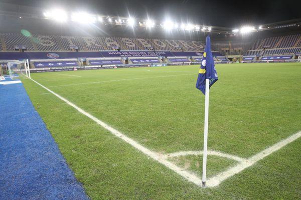 Les tribunes de la Meinau resteront vides à l'heure d'affronter le PSG ce samedi à 17h.