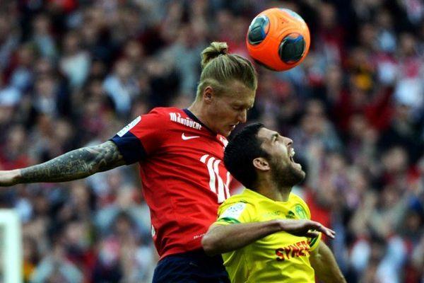 Les Canaris aurait pu l'emporter, les occasions n'ont pas manqué face à Lille.