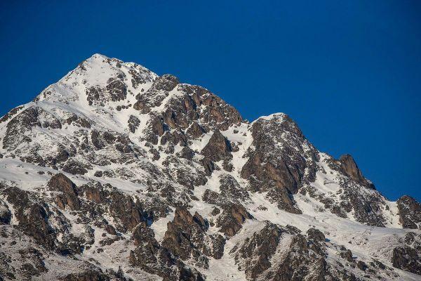 Image d'illustration d'un sommet pyrénéen.