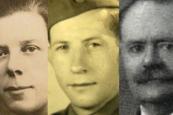 Martha Desrumaux, Jacques Desbonnet et Jean-Baptiste Le Bas, trois figures de la Résistance dans notre région