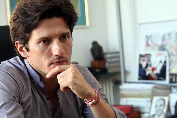 Me Paul Sollacaro, fils du bâtonnier d'Ajaccio Antoine Sollacaro, assassiné en 2012 en Corse.