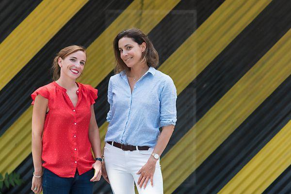 Les deux jeunes femmes ont lancé leur entreprise Jho en septembre dernier, et comptent déjà plus de 2000 clientes