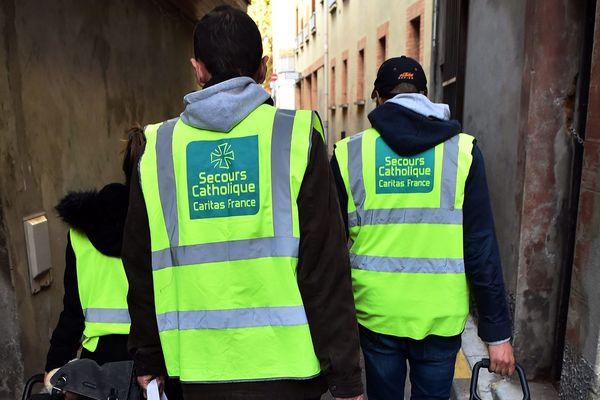 Bilan 2019 de la Pauvreté en Normandie