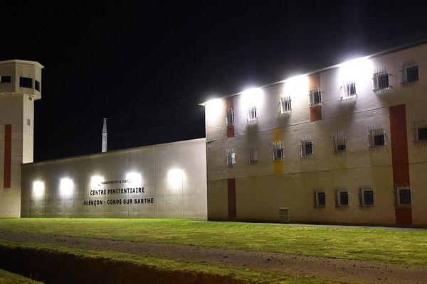 La maison centrale de Condé-sur-Sarthe accueille 110 détenus pour 195 places,