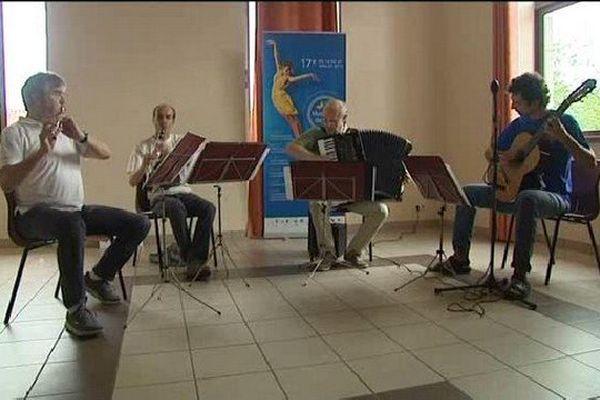 Le Quatuor Segovio est originaire d'Italie