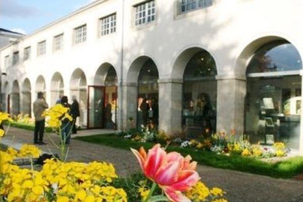 Le Musée de Bressuire occupe les anciens greniers à grain de la ville