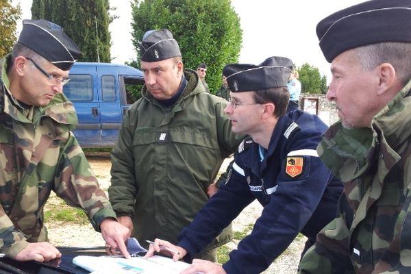 50 gendarmes mobilisés à Barjac dans le Gard pour retrouver Chloé