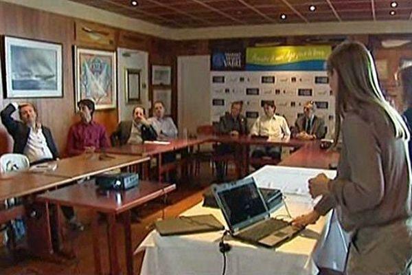 La délégation brésilienne reçue au Havre jeudi 27 juin