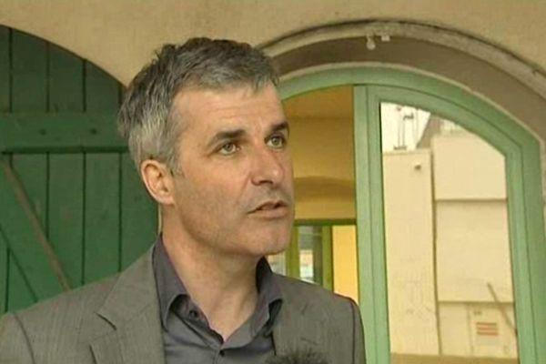 Fabrice Verdier en 2010