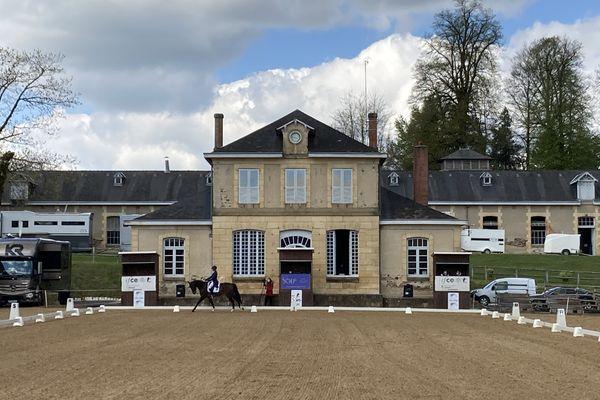 Du 12 au 14 avril 2021, 230 chevaux vont concourir à Pompadour pour le grand National FFE-AC Print et le Master Pro de concours complet.