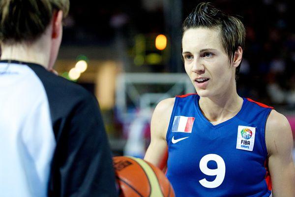 Céline Dumerc sélectionnées en équipe de France