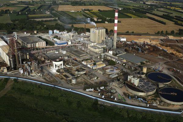 L'usine Fibre Excellence qui produit de la pâte à papier à Tarascon devrait développer ses installations pour produire de l'électricité à partir de biomasse.