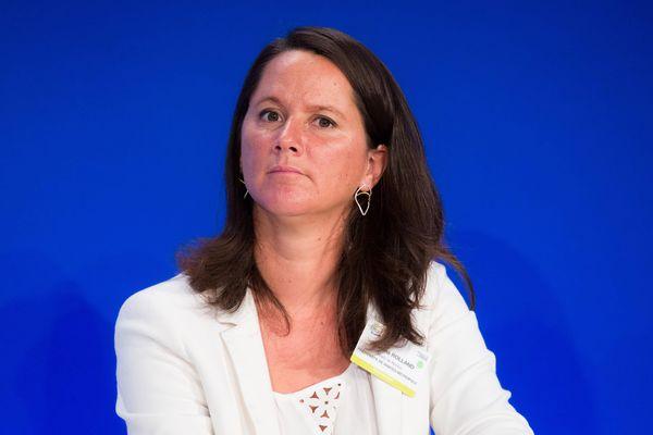 Johanna Rolland, la maire de Nantes, en septembre 2016.