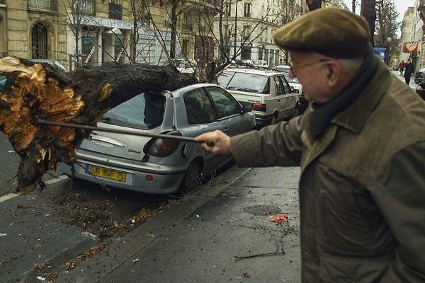 Dans la nuit du 25 au 26 décembre, la tempête Lothar frappait le nord de la France.