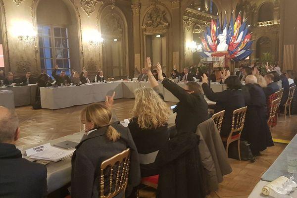 La majorité au conseil municipal de Nancy a approuvé le projet du nouveau tramway.