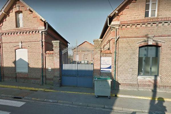 L'école Notre-Dame à Flixecourt accueille les élèves de primaire depuis le lundi 11 mai.