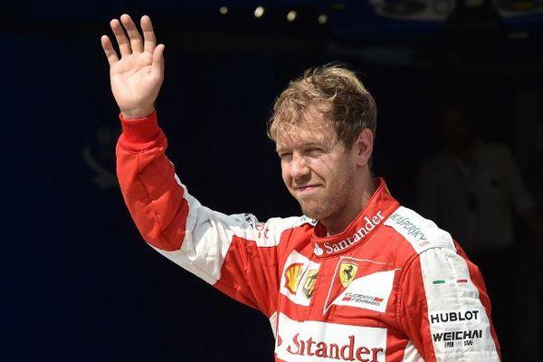 L'Allemand Sebastian Vettel (Ferrari) a remporté le Grand Prix de Hongrie de Formule 1.