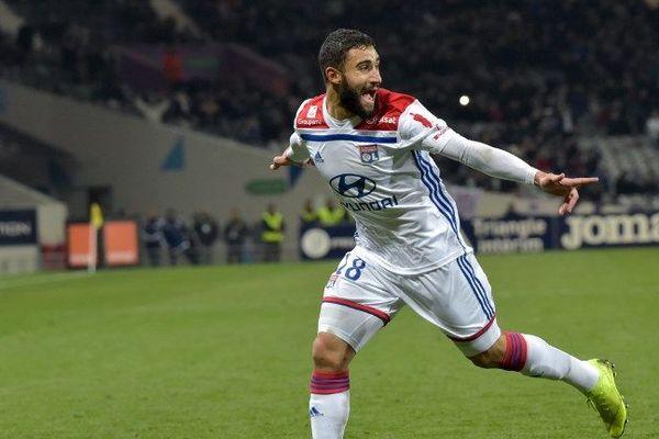 Nabil Fekir a sauvé Lyon de la déroute en étant décisif à deux reprises dans les vingt dernières minutes de la rencontre