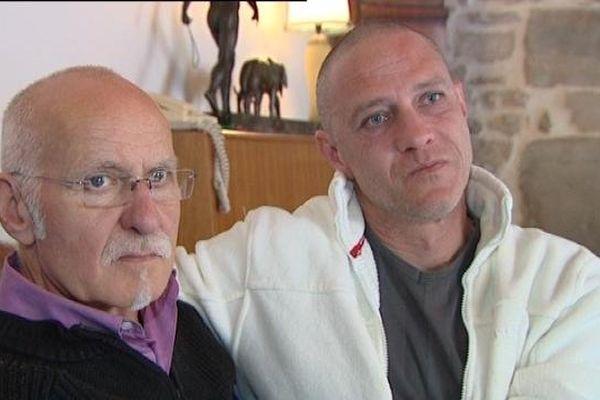 Philippe et Pascal vivent ensemble depuis 28 ans