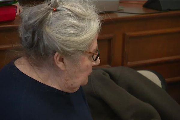 Michelle Baturic est jugée à la cour d'assises de Nevers, dans la Nièvre