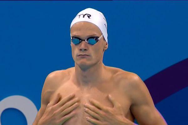 Yannick Agnel à Rio