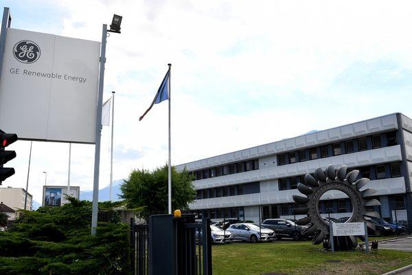 La site grenoblois de GE Hydro-Alstom.
