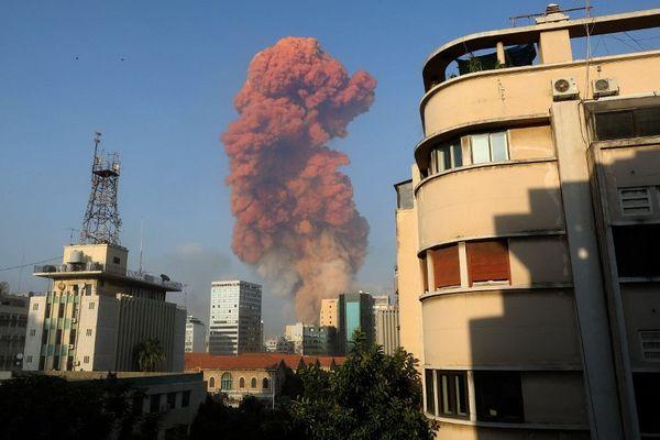 Mardi, deux explosions ont ravagé des quartiers de Beyrouth.