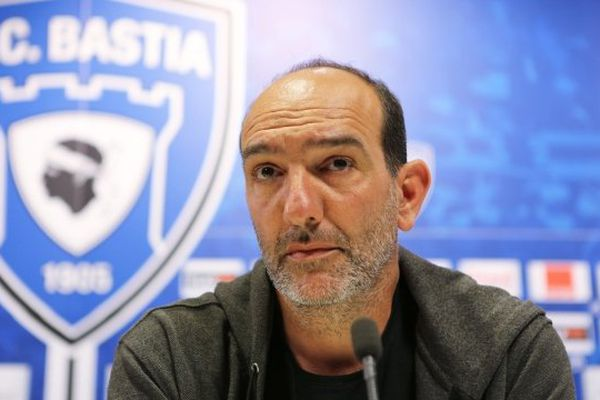 ARCHIVES - Pierre-Marie Geronimi, président du SC Bastia