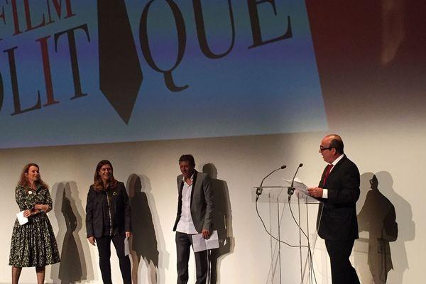 """Pour Karl Zéro, créateur du festival du film politique de Porto-Vecchio, """"C'était une évidence, de créer ce festival en Corse""""."""