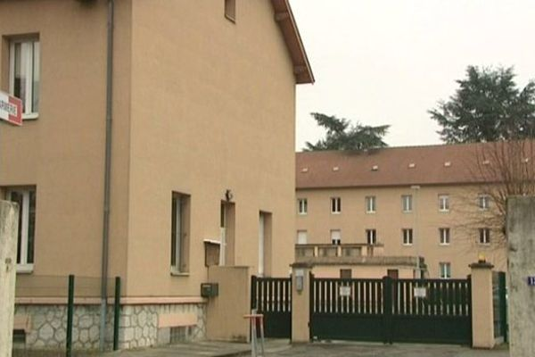 La caserne de gendarmerie qui accueillera aussi bientôt le commissariat d'Annemasse