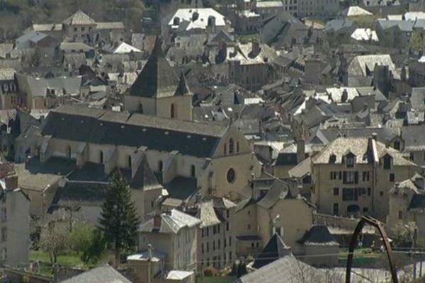 Marvejols en Lozère, la 3ème ville la plus endettée de la région - avril 2015